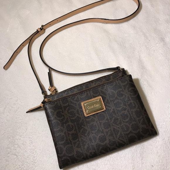 Calvin Klein Handbags - NWOT {Calvin Klein} Crossbody bag purse